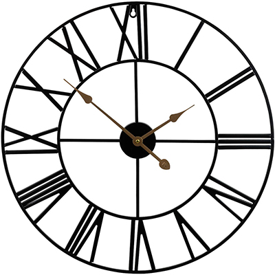 Sorbus Wall Clock - 24 inch