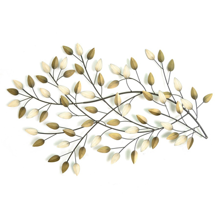 Stratton Home Blowing Leaves Wall Decor